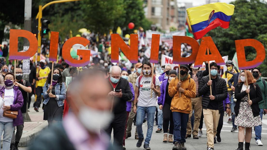 """Colombia cambia su postura sobre la visita de la CIDH y afirma que puede ir """"mañana"""""""