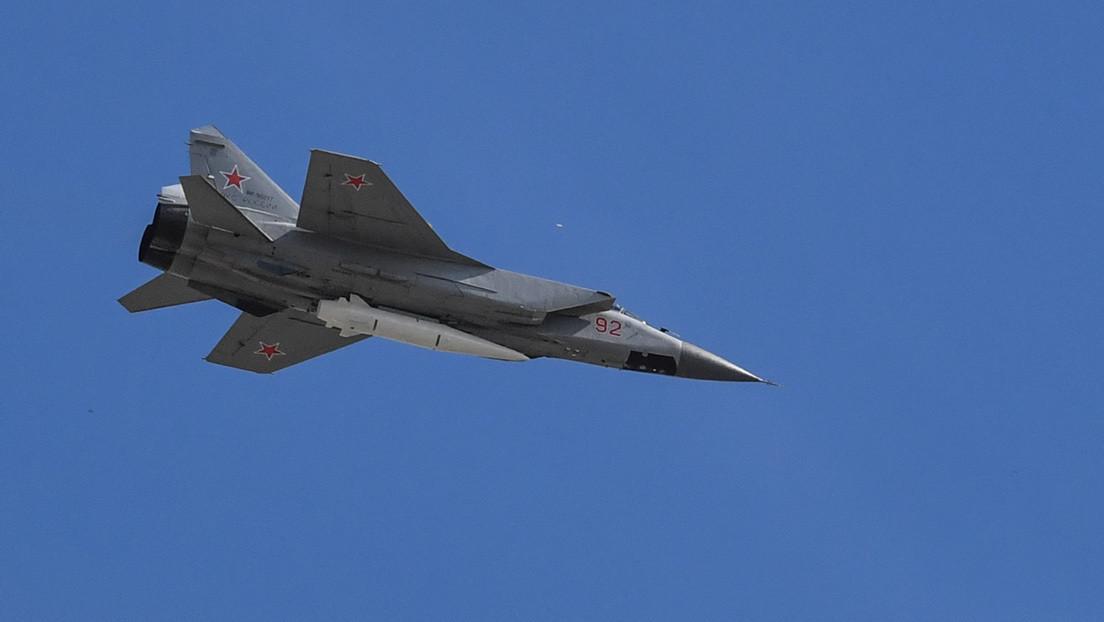 Rusia envía un caza para acompañar a un avión militar noruego en el Ártico por segundo día consecutivo