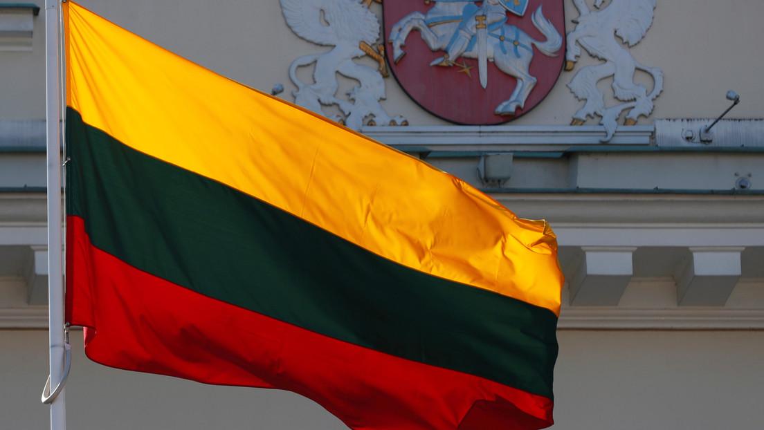 Lituania declara personas no gratas a dos diplomáticos de Bielorrusia