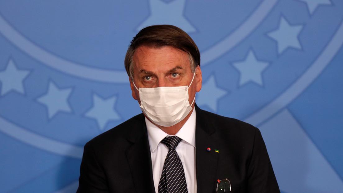 Bolsonaro pide nuevamente al Supremo que deje sin efecto las medidas anticovid en tres estados del país