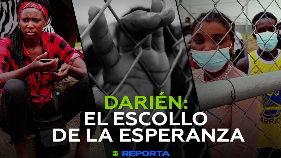Las dificultades para atravesar el Tapón de Darién, una de las rutas migratorias más peligrosas del mundo