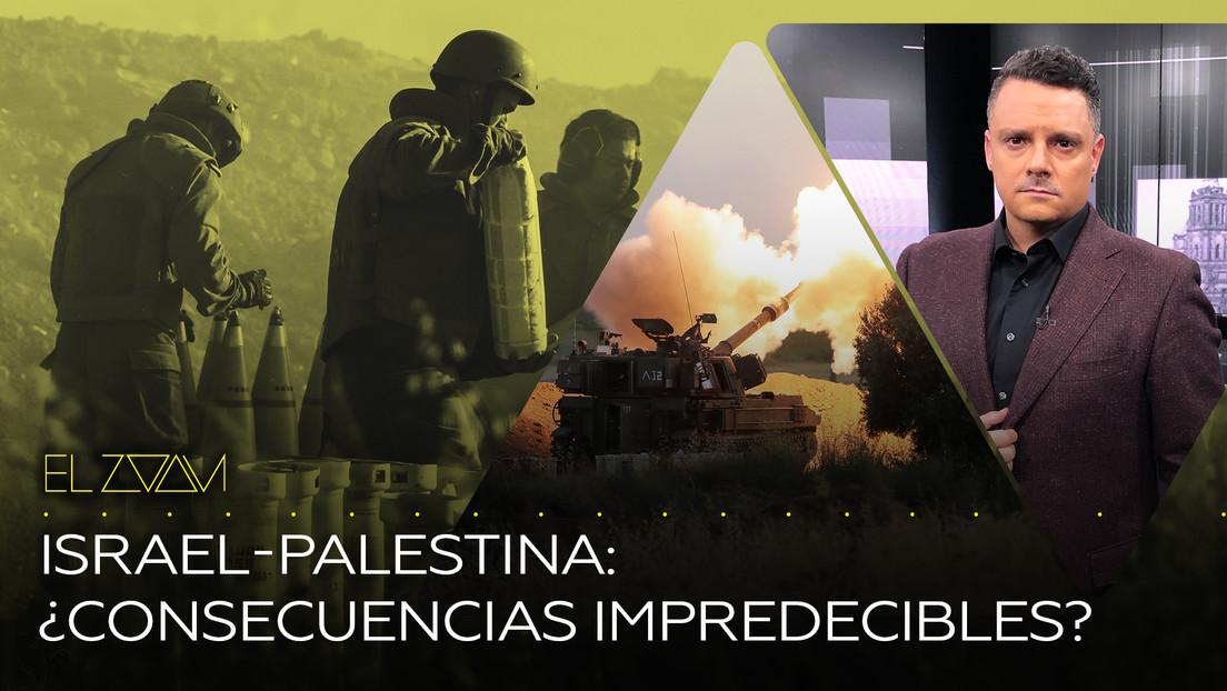 Israel-Palestina: ¿Consecuencias impredecibles?