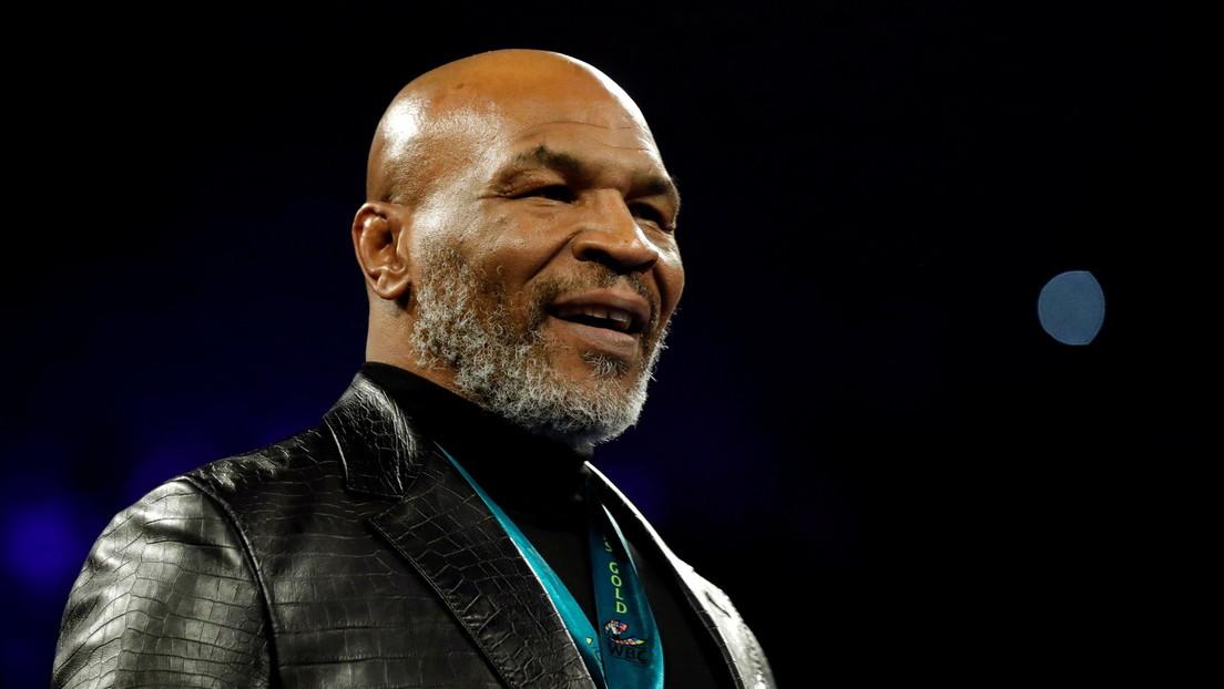 """""""Toda mi vida cambió"""": Mike Tyson afirma que los hongos alucinógenos lo salvaron del suicidio"""