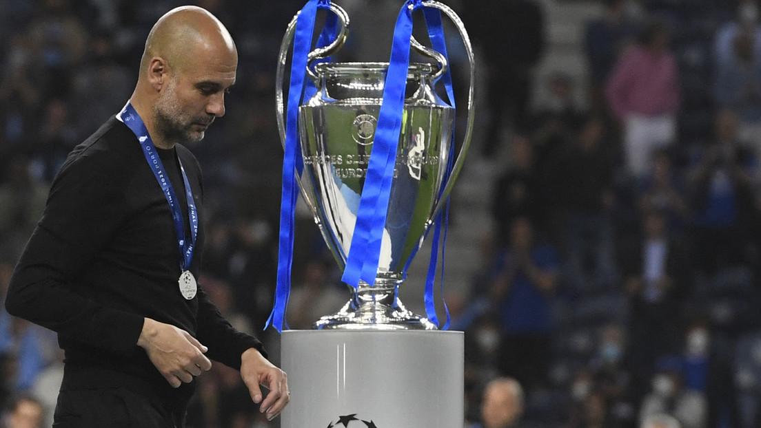 El Chelsea se llevó la Liga de Campeones ante el Manchester City (pero la foto de la jornada la protagonizó el técnico que perdió)