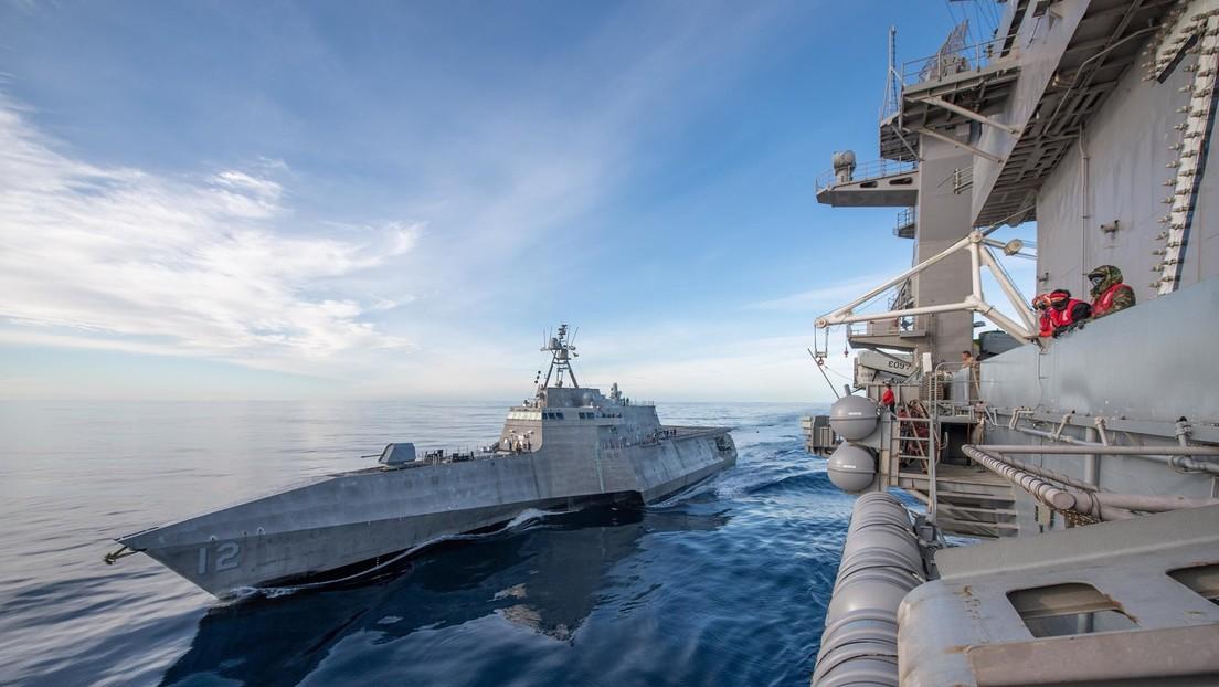 USS OMAHA LCS 12