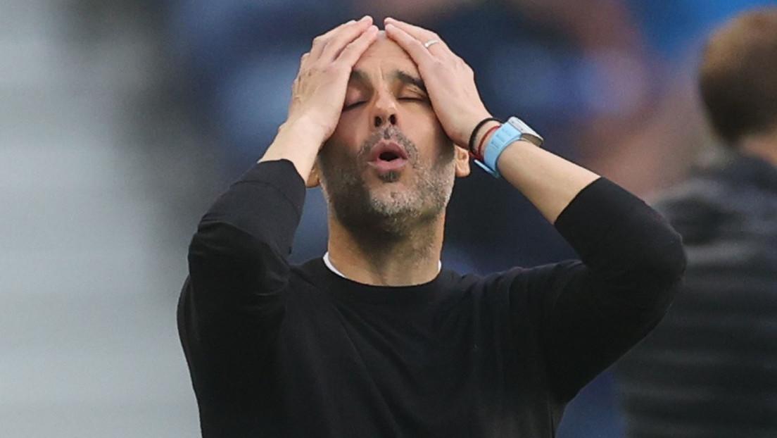 Lluvia de memes sobre Guardiola tras la derrota del Manchester City ante el Chelsea en la final de la Liga de Campeones