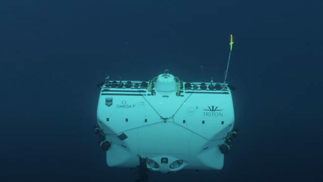 """""""Esperábamos ver cosas aterradoras..."""": Científicos descienden a la tercera fosa oceánica más profunda y encuentran plástico"""
