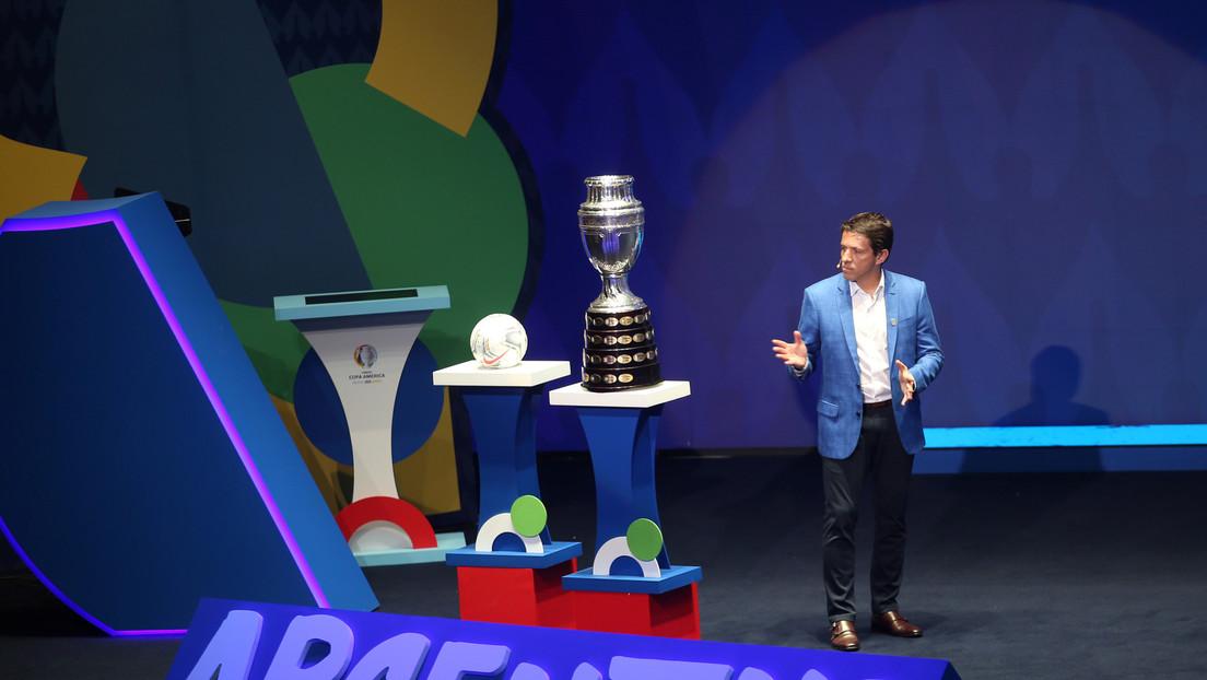 La Conmebol anuncia la suspensión de la Copa América en Argentina