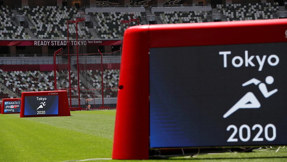 Japón estudia prohibir comer, beber y animar en voz alta a los espectadores que asistan a los Juegos Olímpicos de Tokio