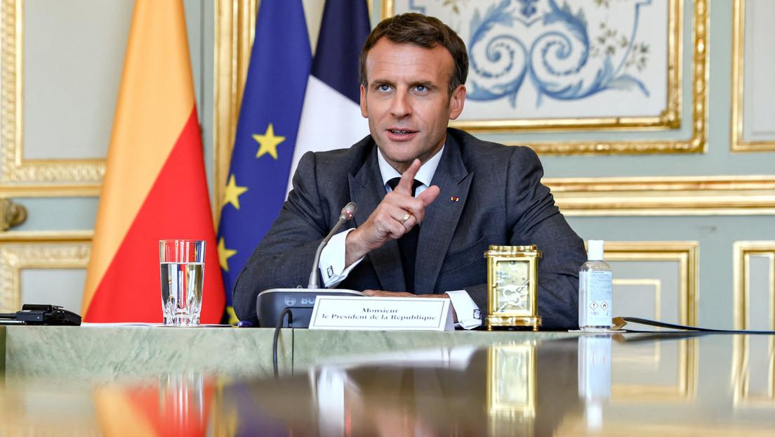 Macron espera explicaciones de EE.UU. por el caso de espionaje a líderes europeos por parte de la NSA