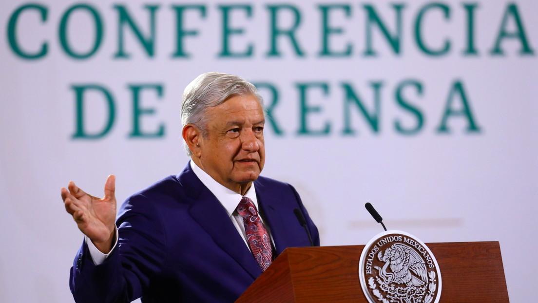 López Obrador explica las razones del viaje del subdirector de la CIA a México