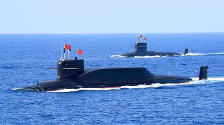 Expertos estiman que el nuevo submarino nuclear chino puede alcanzar con sus misiles todo el territorio continental de EE.UU.