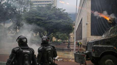 VIDEOS: Octavo día de protestas en Colombia contra la violencia policial mientras las organizaciones elevan la cifra de muertos