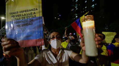 Manifestaciones en varios países de América Latina para protestar contra la violencia policial en Colombia