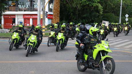 El Ministerio de Defensa de Colombia confirma el despliegue de 10.000 policías y 2.100 soldados en Cali