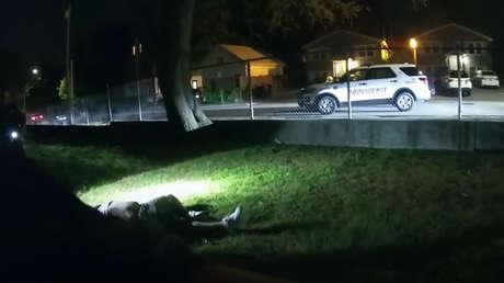 Un hombre muere en EE.UU. tras ser esposado boca abajo contra el suelo durante 90 segundos (VIDEO)
