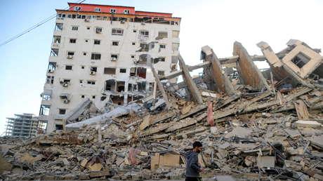 VIDEO: La ciudad de Gaza en medio de la escalada bélica entre Israel y Hamás