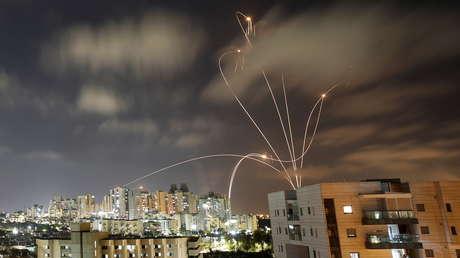 Ejército israelí: unos 1.500 cohetes han sido disparados desde Gaza desde el inicio de la escalada