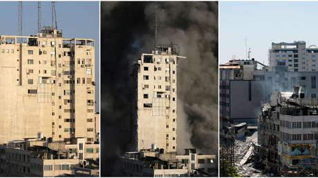 """Biden afirma que Israel tiene """"derecho legítimo a defenderse"""" y expresa su apoyo """"inquebrantable"""" a Tel Aviv"""