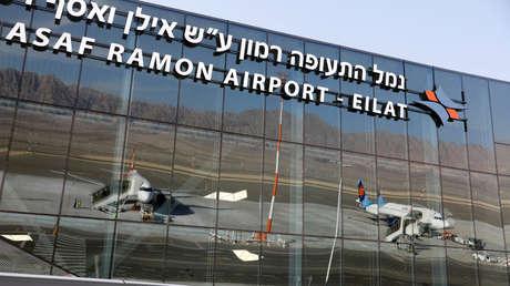 Hamás dispara un misil contra el segundo aeropuerto más grande de Israel