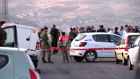 """La televisión estatal israelí transmite el """"linchamiento en tiempo real"""" de una turba a un supuesto árabe"""