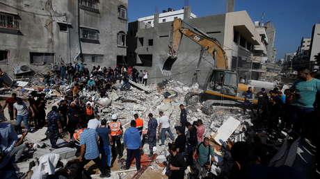 """""""Eligieron el apartheid"""": El canciller palestino compara a Israel con un """"ladrón armado"""" que """"aterroriza"""" a su pueblo"""