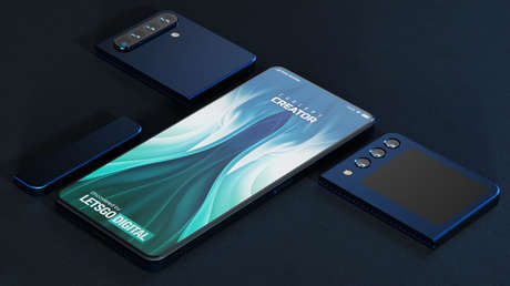 Xiaomi patenta un teléfono inteligente 'transformer' con un módulo de diferentes cámaras