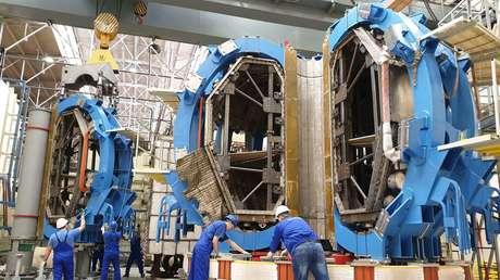 No tiene análogos: Rusia pone en marcha un reactor de plasma tokamak que reproduce las reacciones físicas del Sol
