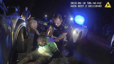 Divulgan imágenes de un brutal arresto que provocó la muerte de un afroamericano en EE.UU.