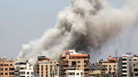 El Gabinete israelí aprueba un alto el fuego con la Franja de Gaza tras 11 días de hostilidades que dejaron cientos de víctimas mortales