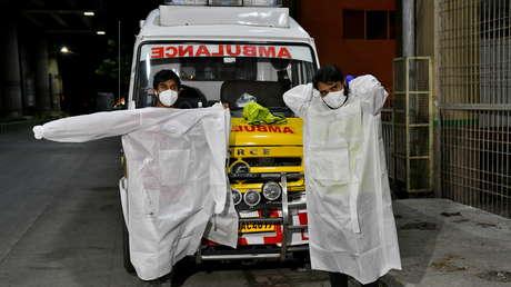 Mientras suben los contagios por la infección mortal de 'hongo negro', India registra casos de infección por otro hongo que sería aún más peligroso