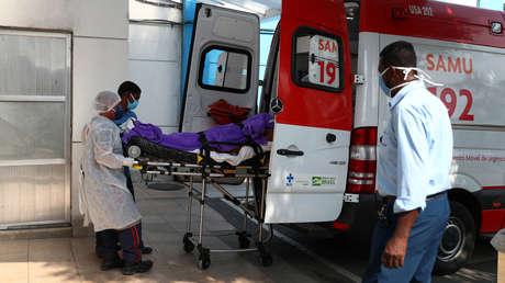 La suspensión de la producción de vacunas contra el covid-19 en Brasil amenaza la lenta campaña de inmunización