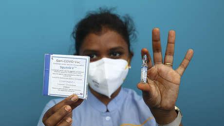 Arranca la producción de la vacuna Sputnik V en la India