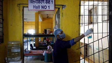 Reportan el primer caso de 'hongo amarillo' en la India (y podría ser más peligroso que otras infecciones fúngicas)