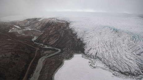 Los glaciares que se derriten en Groenlandia están contaminando costas y aguas con enormes cantidades de mercurio