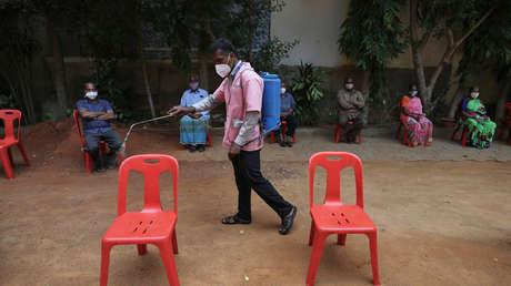 La OMS afirma que la variante india del coronavirus se ha extendido a 53 países