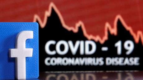 El debate sobre el origen del coronavirus: Facebook levanta la prohibición de publicaciones que afirman que el covid-19 fue creado por el hombre