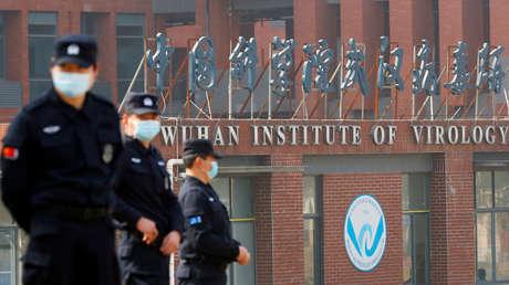 """China: """"La 'investigación' de EE.UU. sobre el origen del covid-19 tiene malas intenciones y un motivo oculto"""""""