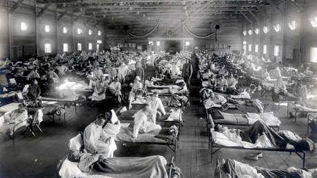 Pulmones resguardados desde 1918 revelan que el virus de la gripe española mutó y se hizo más letal en oleadas sucesivas