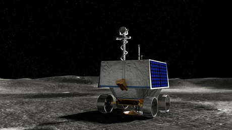 La NASA planea enviar su primer robot móvil a la Luna en 2023 en búsqueda de hielo y otros recursos