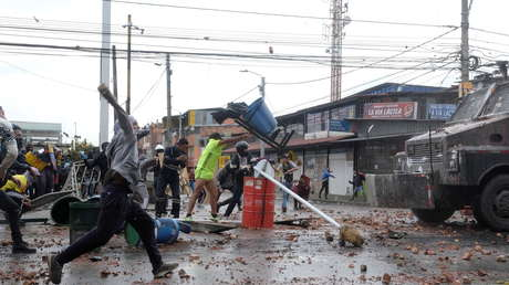 La Fiscalía de Colombia eleva a 48 las muertes durante las protestas, pero solo relaciona 20 con las manifestaciones