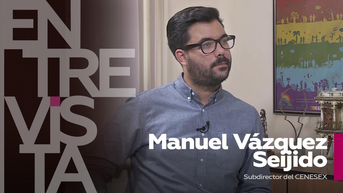 ¿Cómo ha sido la lucha LGBTIQ+ en Cuba? ¿Por qué es necesario el matrimonio igualitario?: Habla Manuel Vázquez Seijido, subdirector del CENESEX