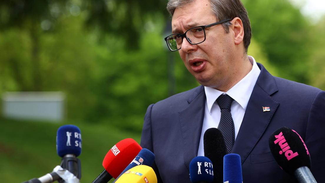 """""""EE.UU. escuchó a Merkel con la ayuda de Dinamarca, y nada, porque no hay principios"""": el presidente de Serbia sobre el espionaje a líderes europeos"""