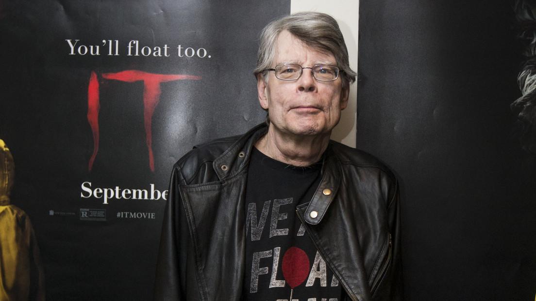 """Stephen King confiesa qué película de terror no pudo terminar de ver por ser """"demasiado bizarra"""""""