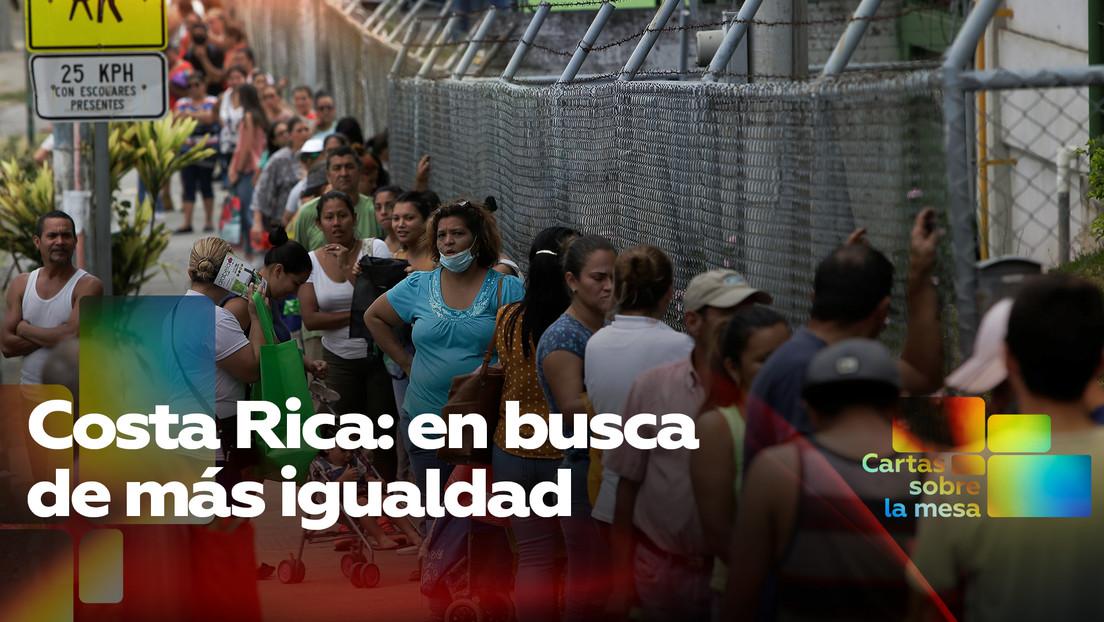 Costa Rica: en busca de más igualdad