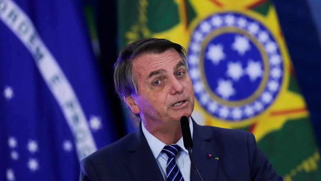 Bolsonaro afirma que habrá Copa América en Brasil si la decisión depende de su gobierno