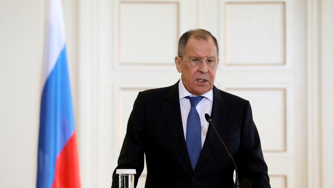 """Lavrov: """"No nos hacemos ilusiones de que habrá avances o decisiones históricas y cruciales en la cumbre entre Putin y Biden"""""""
