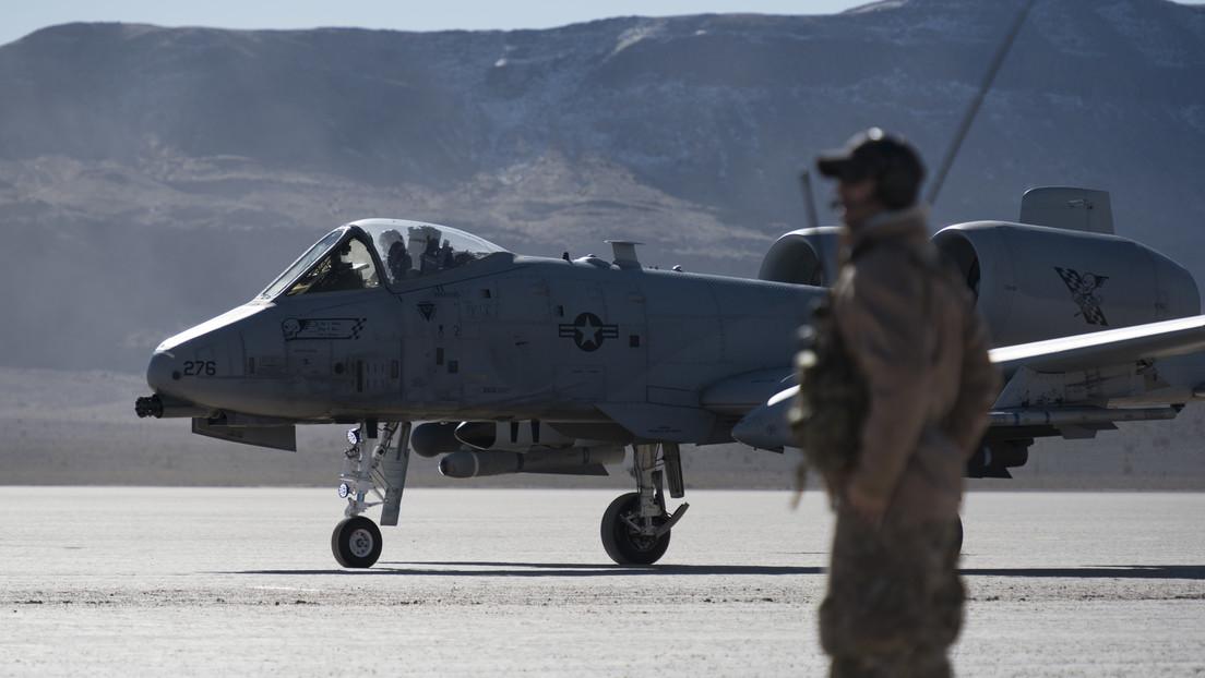 La Fuerza Aérea de EE.UU. propone dar de baja a decenas de aviones A-10, F-15 y F-16