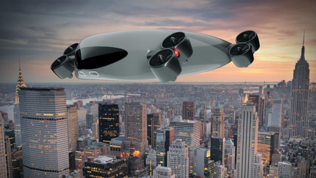 Diseñan en EE.UU. un vehículo aéreo para 40 pasajeros que no es dirigible ni avión