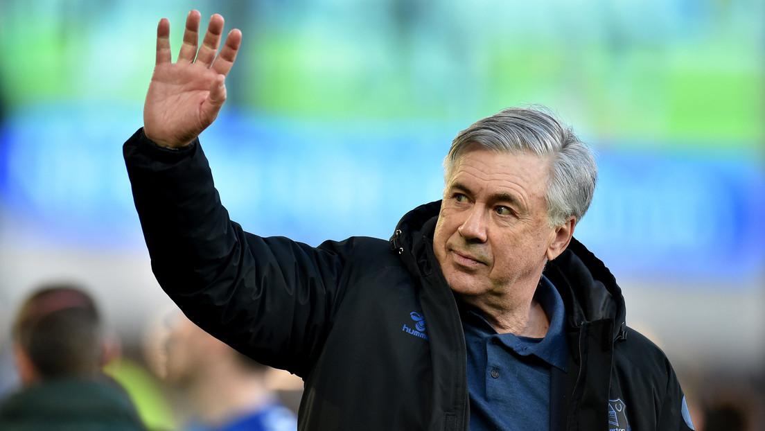 Carlo Ancelotti vuelve al Real Madrid como entrenador para suceder a Zidane